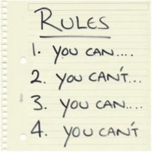 habits rules